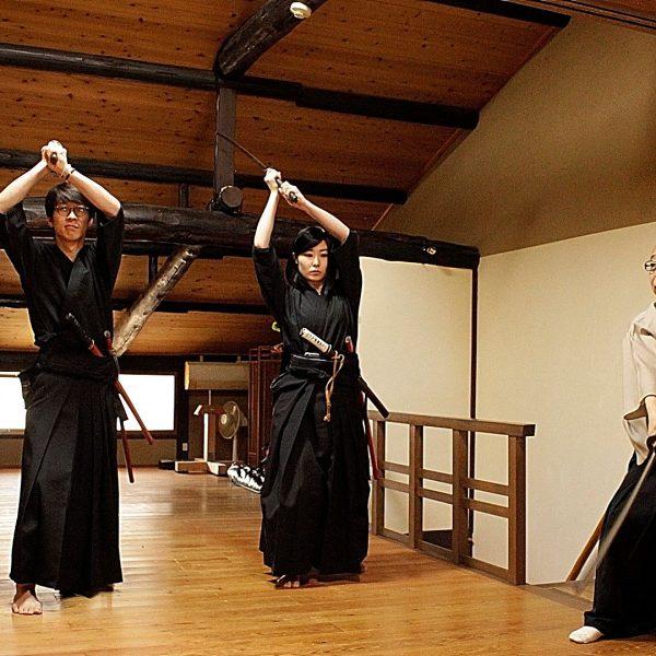pair-attack samurai juku